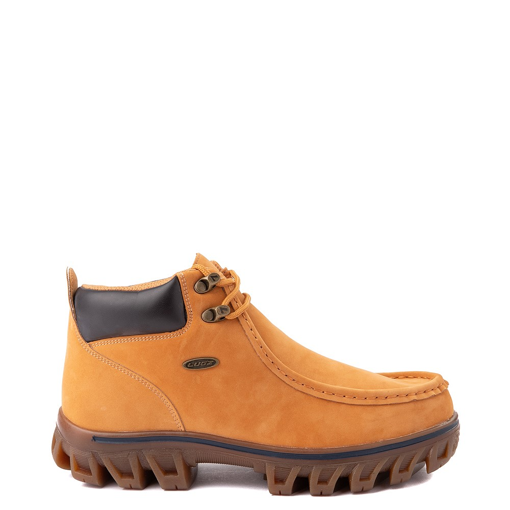 Mens Lugz Rubicon Chukka Boot - Golden Wheat