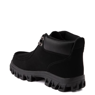 Alternate view of Mens Lugz Rubicon Chukka Boot - Black Monochrome