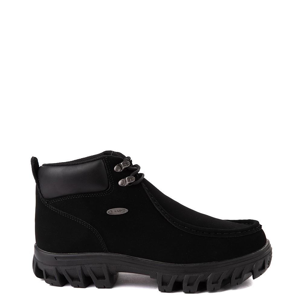 Mens Lugz Rubicon Chukka Boot - Black Monochrome