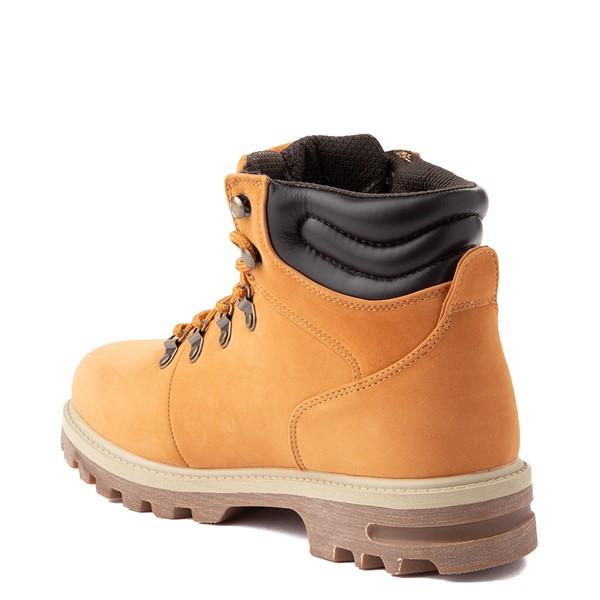 alternate view Mens Lugz Range Hiker Boot - Golden WheatALT1