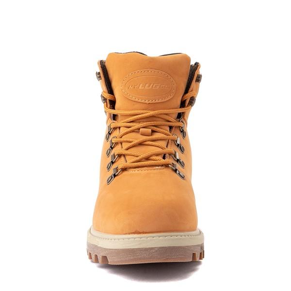 alternate view Mens Lugz Range Hiker Boot - Golden WheatALT4