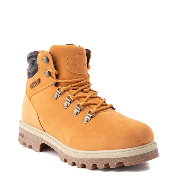 alternate view Mens Lugz Range Hiker Boot - Golden WheatALT5