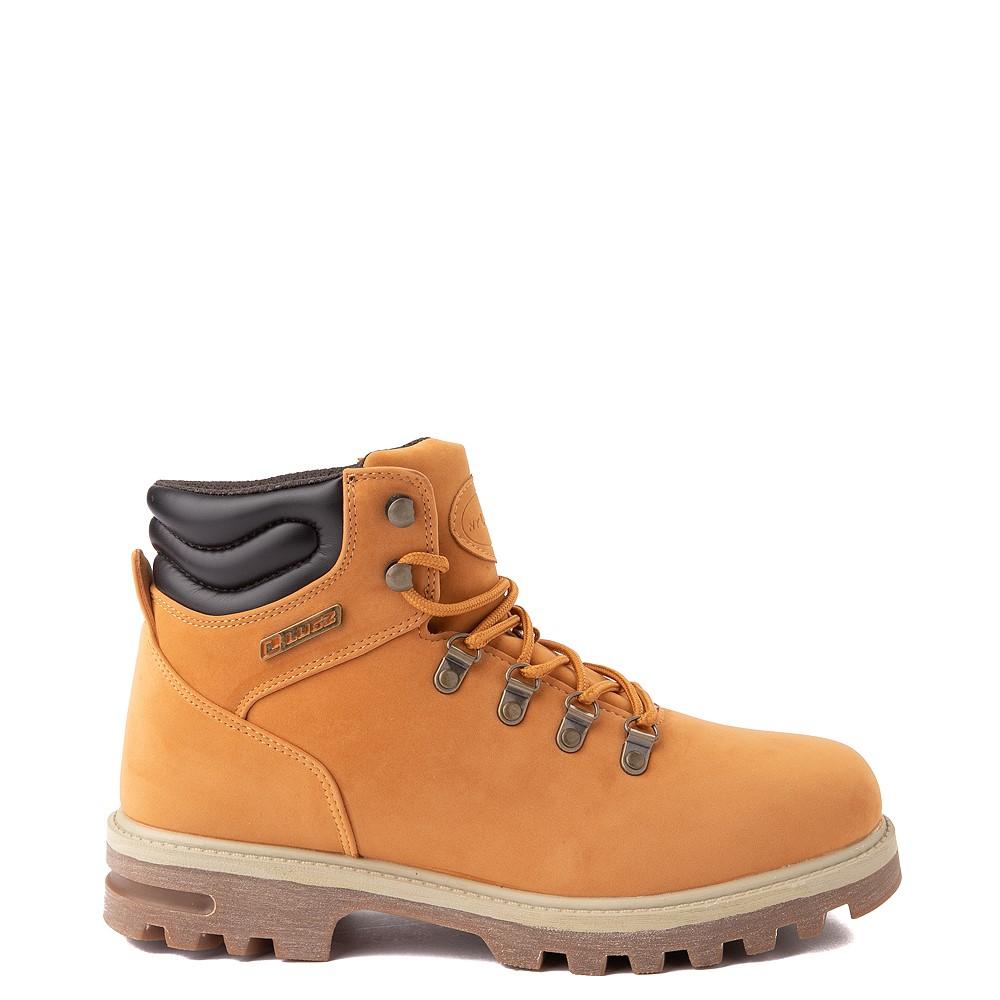 Mens Lugz Range Hiker Boot - Golden Wheat