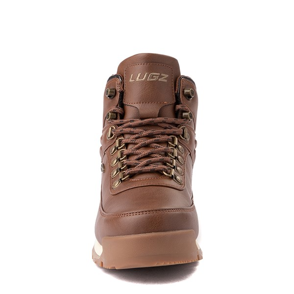 alternate view Mens Lugz Aspen Chukka Boot - Roasted ChestnutALT4