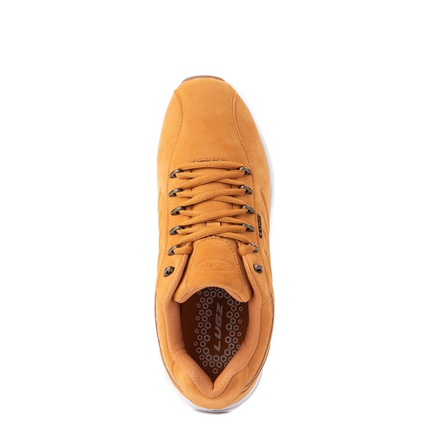 alternate view Mens Lugz Phoenix Oxford Sneaker - Golden WheatALT4B