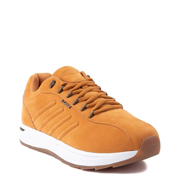 alternate view Mens Lugz Phoenix Oxford Sneaker - Golden WheatALT5