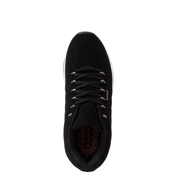 alternate view Mens Lugz Phoenix Oxford Sneaker - BlackALT2