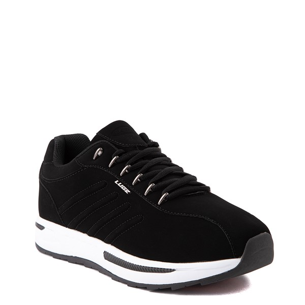alternate view Mens Lugz Phoenix Oxford Sneaker - BlackALT5