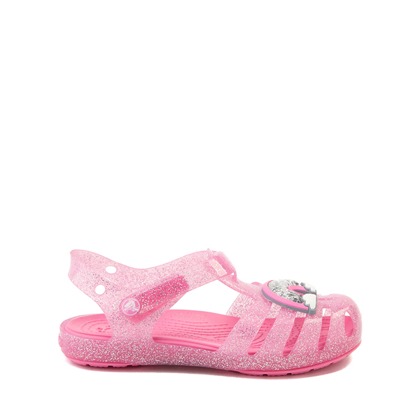 Crocs Isabella Charm Sandal - Baby / Toddler / Little Kid - Pink Lemonade
