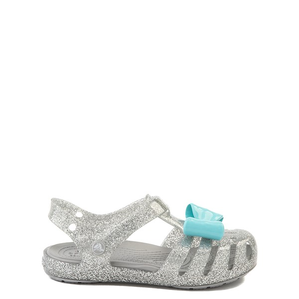 Crocs Isabella Charm Sandal - Baby / Toddler / Little Kid - Silver