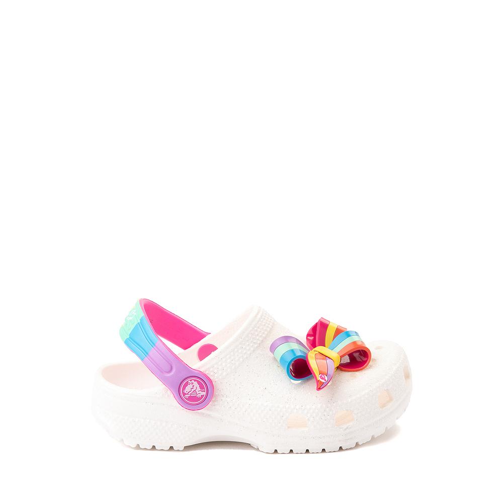 Crocs Fun Lab JoJo Siwa™ Clog - Baby / Toddler / Little Kid - White