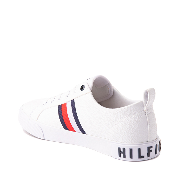 alternate view Mens Tommy Hilfiger Rayas 2 Casual Shoe - WhiteALT1