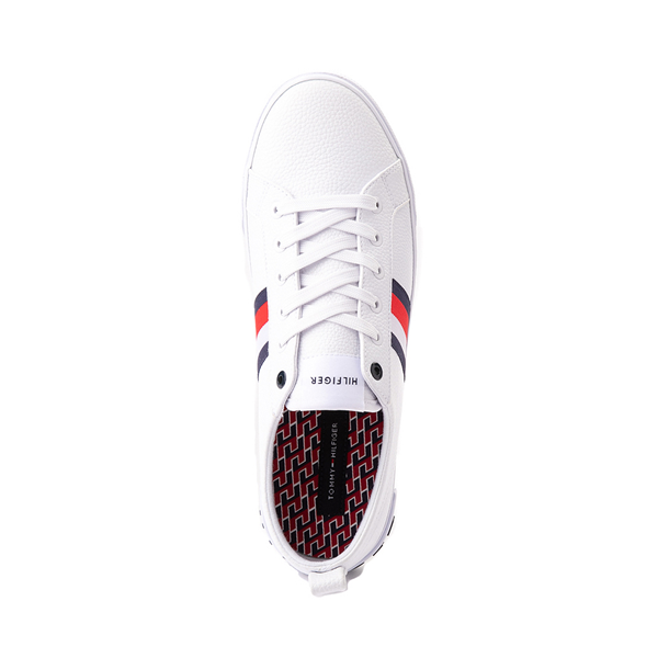 alternate view Mens Tommy Hilfiger Rayas 2 Casual Shoe - WhiteALT2