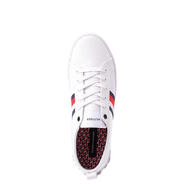alternate view Mens Tommy Hilfiger Rayas 2 Casual Shoe - WhiteALT4B