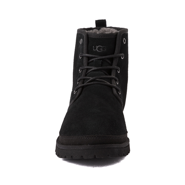 alternate view Mens UGG® Harkland Boot - BlackALT4