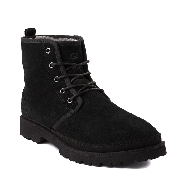 alternate view Mens UGG® Harkland Boot - BlackALT5