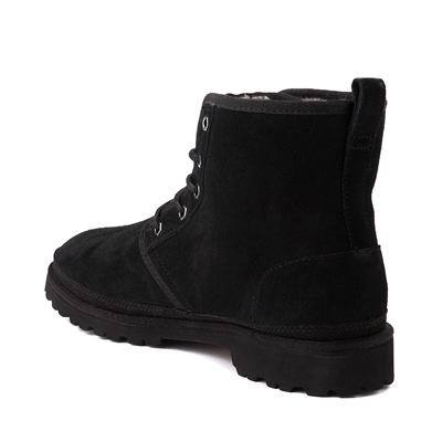 Alternate view of Mens UGG® Harkland Boot - Black