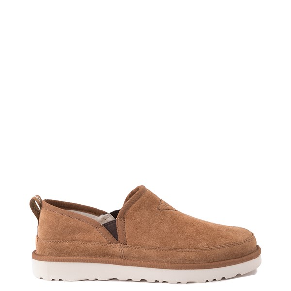 Main view of Mens UGG® Romeo Slip On Casual Shoe - Chestnut