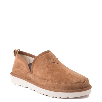 Alternate view of Mens UGG® Romeo Slip On Casual Shoe - Chestnut