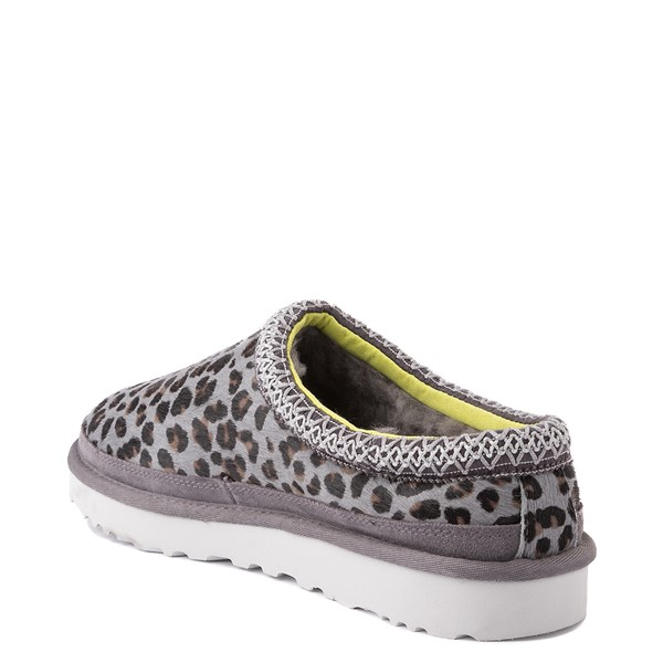 alternate view Mens UGG® Tasman Casual Shoe - Gray LeopardALT2