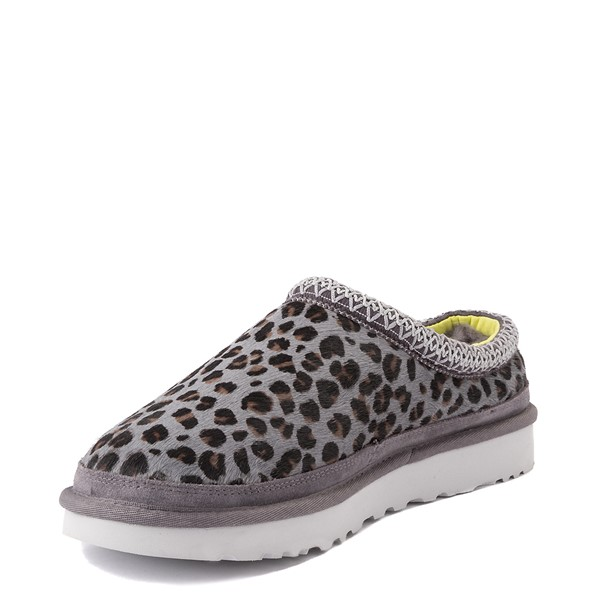 alternate view Mens UGG® Tasman Casual Shoe - Gray LeopardALT3