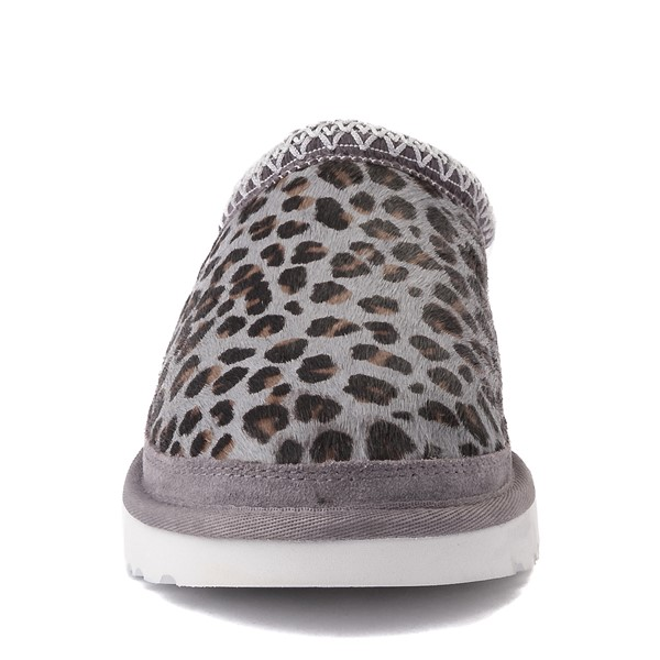alternate view Mens UGG® Tasman Casual Shoe - Gray LeopardALT4