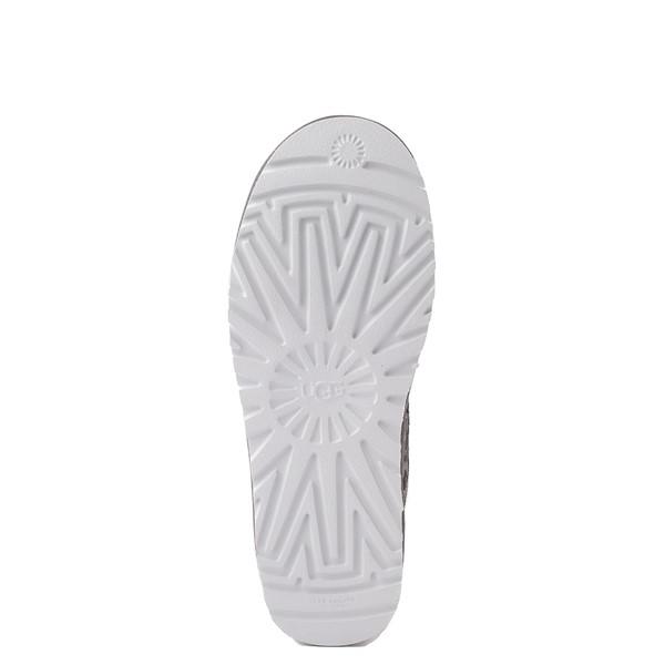 alternate view Mens UGG® Neumel Zip Casual Shoe - Gray LeopardALT5
