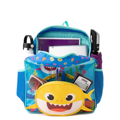 Alternate view of Baby Shark Mini Backpack - Blue