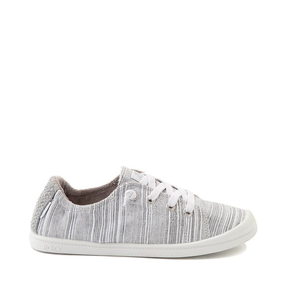Womens Roxy Bayshore Casual Shoe - Baja Blue / White