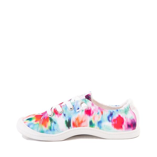 alternate view Womens Roxy Bayshore Casual Shoe - WatercolorALT1