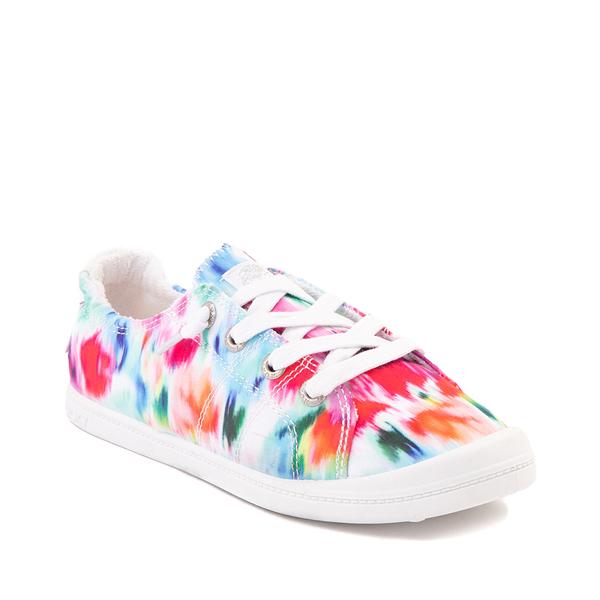 alternate view Womens Roxy Bayshore Casual Shoe - WatercolorALT5