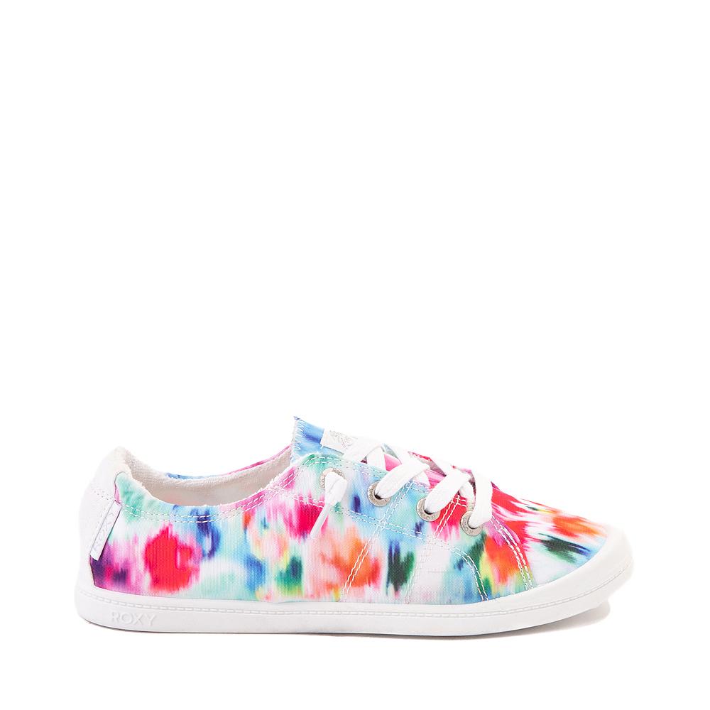 Womens Roxy Bayshore Casual Shoe - Watercolor