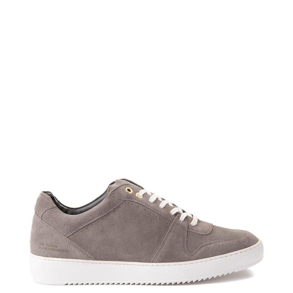 Mens Crevo Siggy Casual Shoe - Gray