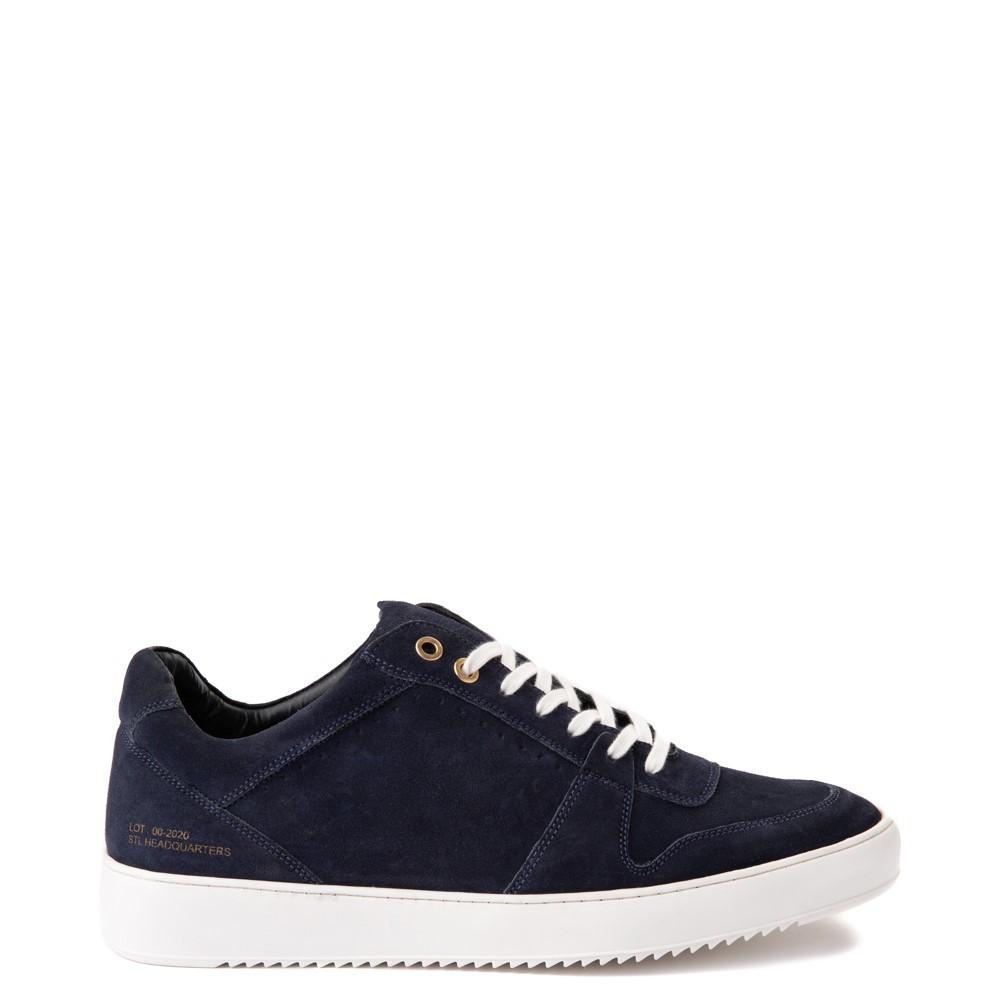 Mens Crevo Siggy Casual Shoe - Navy