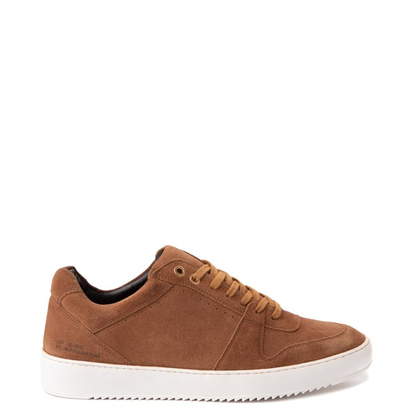 Main view of Mens Crevo Siggy Casual Shoe - Chestnut