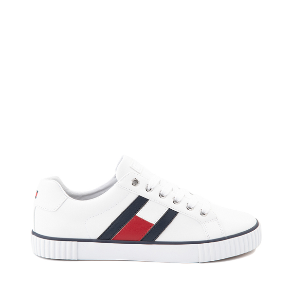 Main view of Womens Tommy Hilfiger Eleani Casual Shoe - White