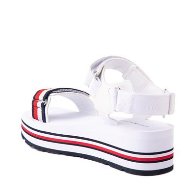 Alternate view of Womens Tommy Hilfiger Ashlen Platform Sandal - White