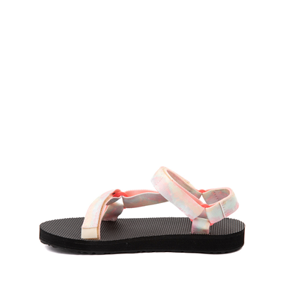 Alternate view of Teva Original Universal Sandal - Little Kid / Big Kid - Sorbet Lemon Tie Dye