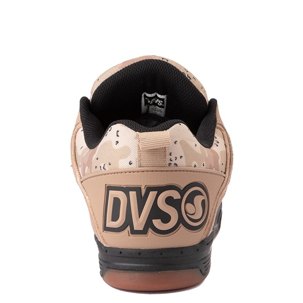 alternate view Mens DVS Comanche Skate Shoe - Tan / CamoALT4