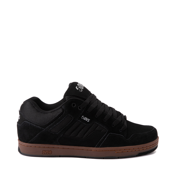 Main view of Mens DVS Enduro 125 Skate Shoe - Black / Gum