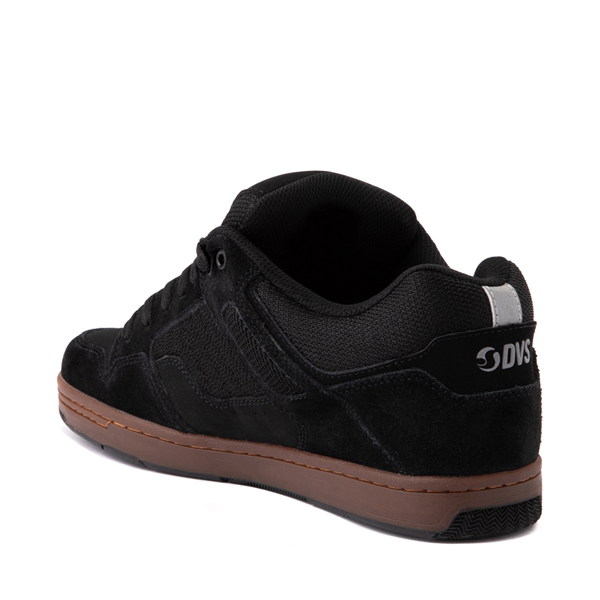 alternate view Mens DVS Enduro 125 Skate Shoe - Black / GumALT1
