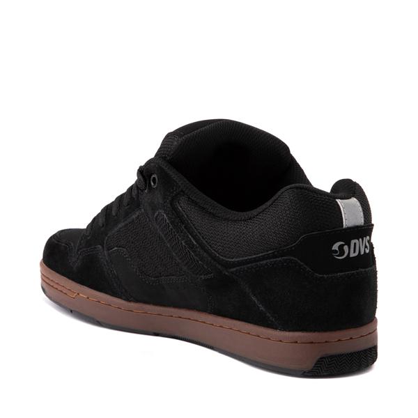 alternate view Mens DVS Enduro 125 Skate Shoe - Black / GumALT1