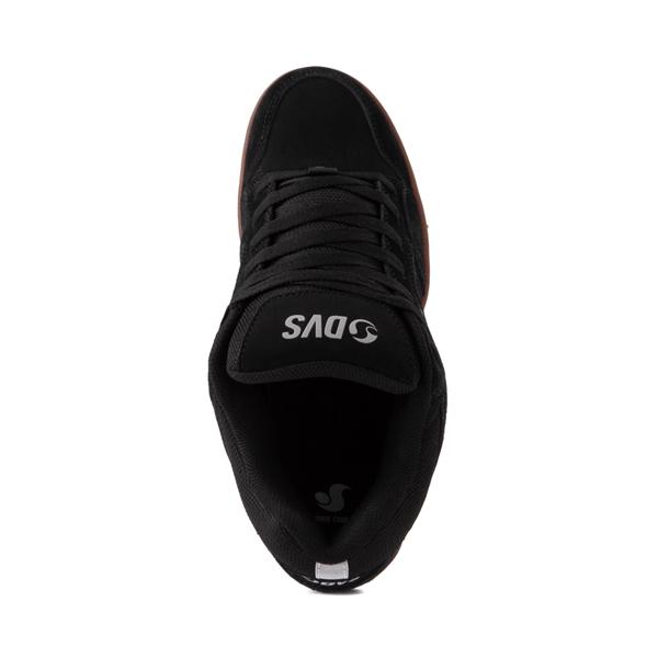 alternate view Mens DVS Enduro 125 Skate Shoe - Black / GumALT2