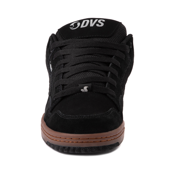 alternate view Mens DVS Enduro 125 Skate Shoe - Black / GumALT4