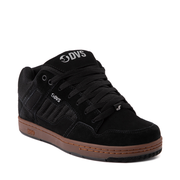alternate view Mens DVS Enduro 125 Skate Shoe - Black / GumALT5