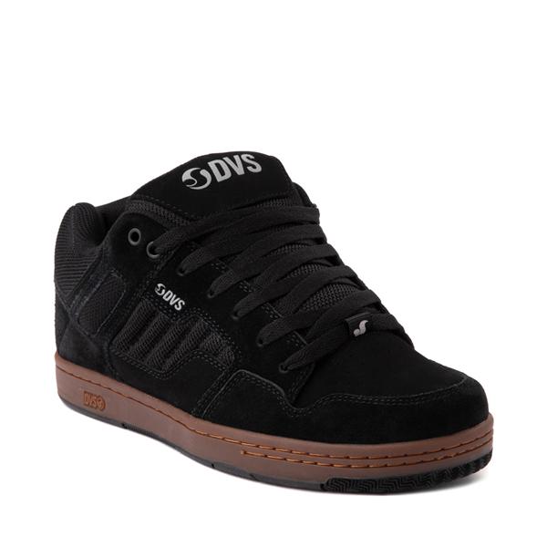 alternate view Mens DVS Enduro 125 Skate Shoe - Black / GumALT5