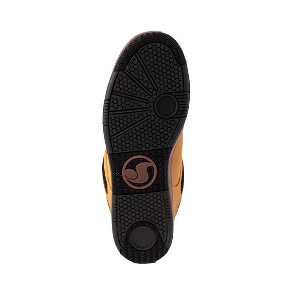 alternate view Mens DVS Enduro 125 Skate Shoe - Chamois / BlackALT3
