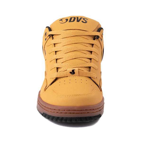 alternate view Mens DVS Enduro 125 Skate Shoe - Chamois / BlackALT4