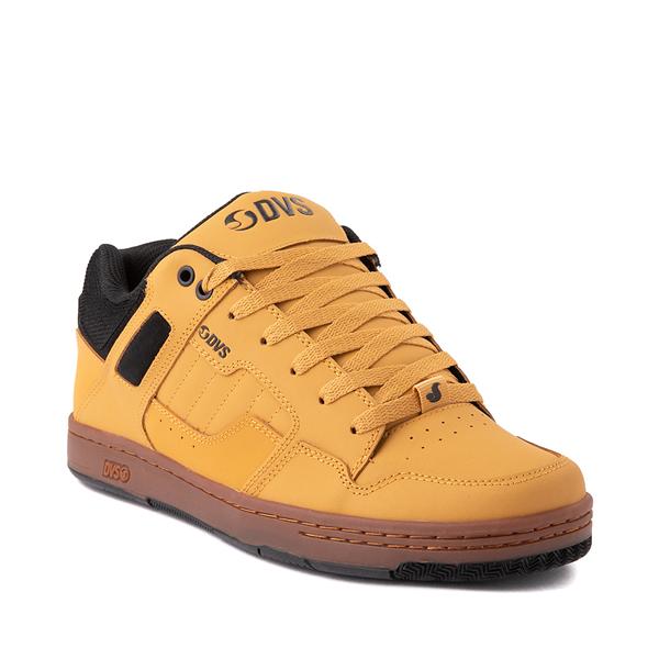 alternate view Mens DVS Enduro 125 Skate Shoe - Chamois / BlackALT5