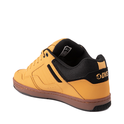 Alternate view of Mens DVS Enduro 125 Skate Shoe - Chamois / Black